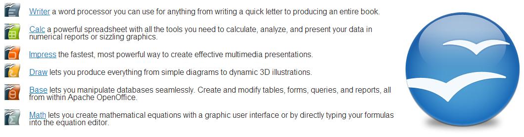 OpenOffice org | ร่วมสร้างสรรค์แบ่งปันความรู้เพื่อสังคมแห่ง